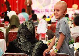 ساعاتی خاطرهانگیز برای حمایت از کودکان مبتلا به سرطان