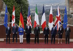 مخالفت اروپا با بازگشت روسیه به گروه هفت
