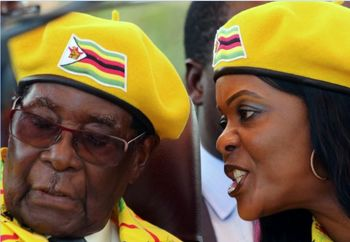 کودتا علیه دولت موگابه در زمبابوه + عکس