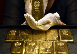 سقوط قیمت طلا تحت تاثیر امیدواری به دلار