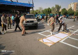 شمار شهدای حادثه تروریستی اهواز به 24 نفر رسید