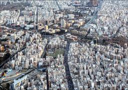 آپارتمان های نقلی در تهران چند؟ + جدول