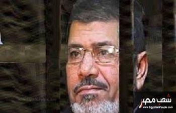 تلویزیون مصر: مرسی در دادگاه فوت کرد