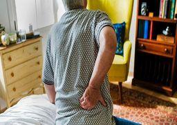 گرفتگی عضلات کمر: درمان اسپاسم کمر بدون جراحی