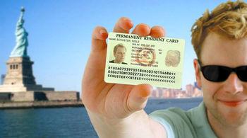 سخت شدن دریافت گرین کارت آمریکا