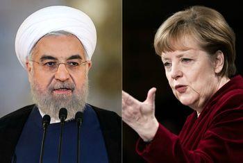واکنش روحانی به بسته اروپا:قبول نیست  مرکل: میدانیم، یقین داریم ومیخواهیم در برجام بمانیم
