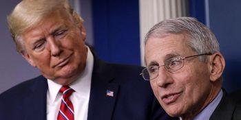 تیر خلاص ترامپ به وزارت بهداشت آمریکا