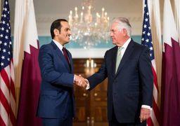 توافق محرمانه قطریها با آمریکا در مورد سوریه