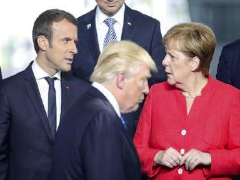 ترامپ سیاستهای مهاجرتی اروپا را به باد انتقاد گرفت