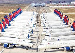 هواپیماها چندماه در آشیانه «کرونا» زمینگیر خواهند بود؛ بسته حمایتی آمریکابرای غولهای هوایی