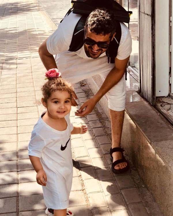 دختر مجتبی پیرزاده
