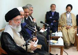 جزئیات منتشر نشده از دیدار رهبر انقلاب با هیات دولت