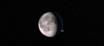 تور مجازی ناسا از کره ماه / ویدئو