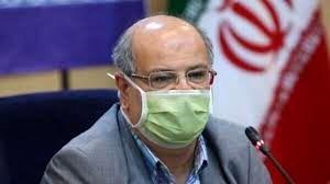 وضعیت کرونا در تهران زرد شد