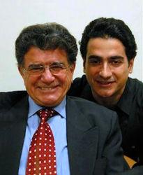 همایون و محمدرضا شجریان