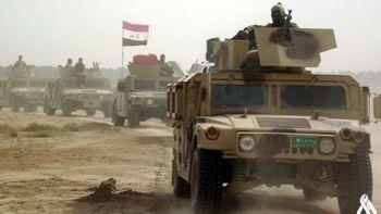 تعقیب داعش در خط مرزی با ایران(فیلم)