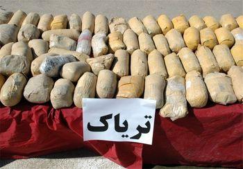 کشف ۲۲۳ کیلوگرم تریاک در تهران