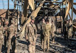 فیلم| روایت افسر آمریکایی حاضر در عینالاسد از حمله موشکی ایران