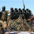 پاسخ پدافند هوایی فلسطین به حمله هواپیماهای اسرائیل