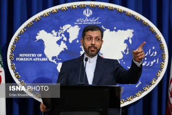 سعید خطیب زاده: دولت آمریکا با سرعتی بسیار زیاد خود را منزوی می کند