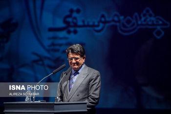 مدال خلاقیت به خسرو آواز ایران اهدا شد