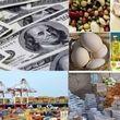قیمت ۵۳ قلم کالای خوراکی در سبد مصرفی مردم + جزئیات افزایش قیمت ها