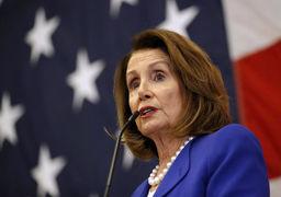 نانسی پلوسی: آمریکا هیچ تمایلی برای جنگ با ایران ندارد