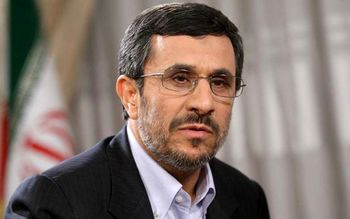بهانه تکراری احمدی نژاد برای حمله به روحانی