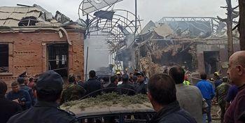 ایروان مدعی کشته شدن ۱۲۰ نظامی باکو در ۲۴ ساعت گذشته شد