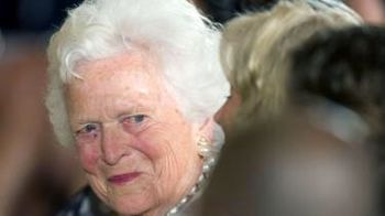 همسر بوش درگذشت