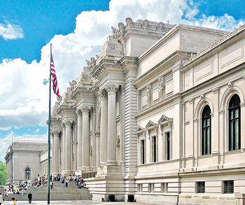 دیدار با بزرگترین موزه ایالات متحده