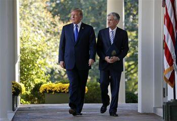 بانک مرکزی آمریکا همچنان مستقل از ترامپ عمل میکند