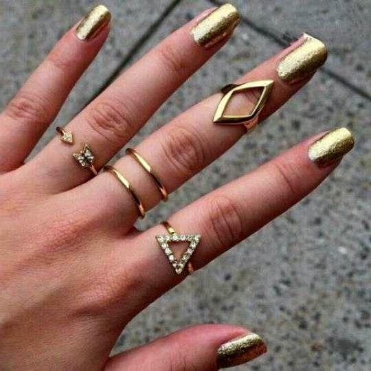 انگشتر هر انگشت