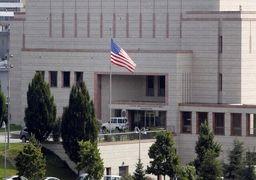 سفارت آمریکا در بغداد دهها تن از کارمندان غیرنظامی خود را خارج کرد