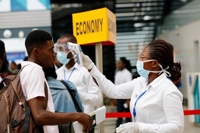 بیش از ۸۰ درصد بیماران کووید۱۹ در آفریقا بدون علائم هستند