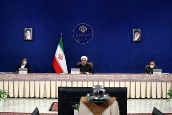 روحانی: باید بهموقع بایستیم و بجنگیم و بهموقع صلح کنیم