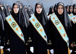 واکنش به تعداد پلیس های زن در استادیوم آزادی