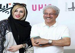 بازیگر مشهور سینمای ایران به آمریکا رفت +عکس