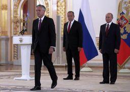 وداع سفیر آمریکا با روسیه