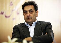 شهردار تهران با موتور به محل کار خود رفت +عکس
