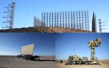 کشف و شناسایی جنگنده های ارتش و سپاه توسط رادارهای پدافند هوایی +عکس