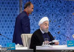 شلیک روحانی به وعده های پوچ
