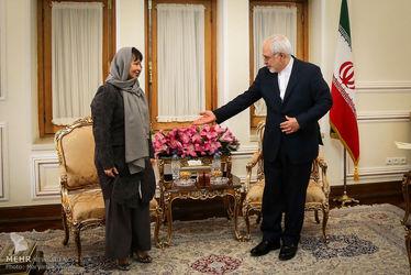 دیدارهای امروز محمدجواد ظریف وزیر امورخارجه