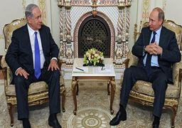 تماس تلفنی پوتین و نتانیاهو