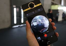 استفاده از دوربین 360 درجه در گوشیهای هوشمند + عکس