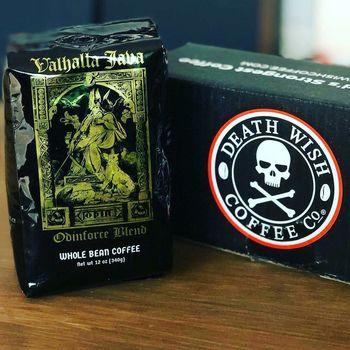 این قهوه آرزوی مرگ را برآورده می کند؟ +عکس