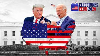 روز سرنوشت ساز برای ترامپ و بایدن
