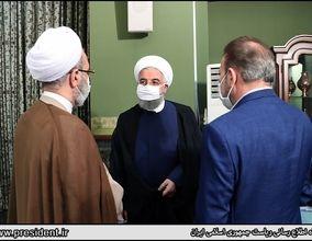 گزارش تصویری جلسه ستاد ملی مقابله با کرونا به ریاست حسن روحانی