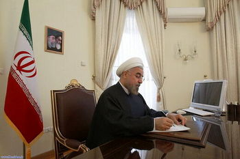 پیام تسلیت رئیسجمهور در پی درگذشت داماد آیتالله بهشتی
