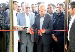 افتتاح نخستین نمایشگاه صنعت ساختمان و معماری در منطقه آزاد ماکو